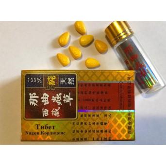 Препарат для потенции Тибетский Кордицепс №10