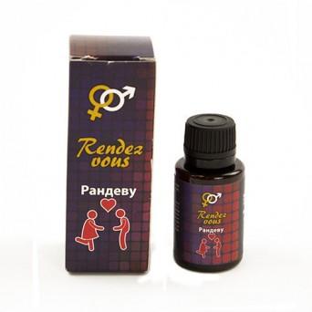 """Возбуждающие капли для женщин Rendez Vous """"Рандеву"""""""
