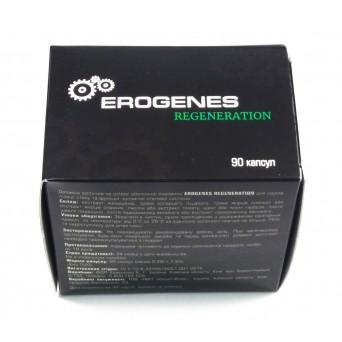 Препарат для повышения потенции Erogenes Regeneration БАД (90 капсул)