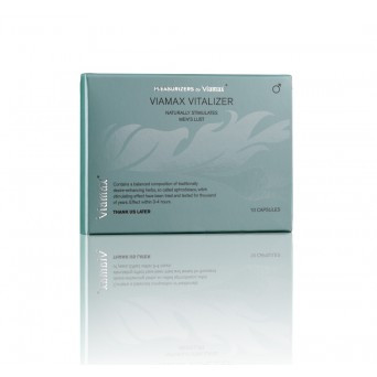 Стимулирующие таблетки Viamax Vitalizer №2